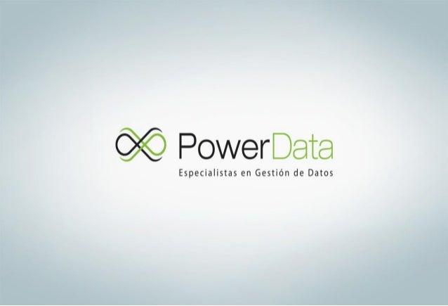 Webinar ¿Master Data Management sin Data Quality?