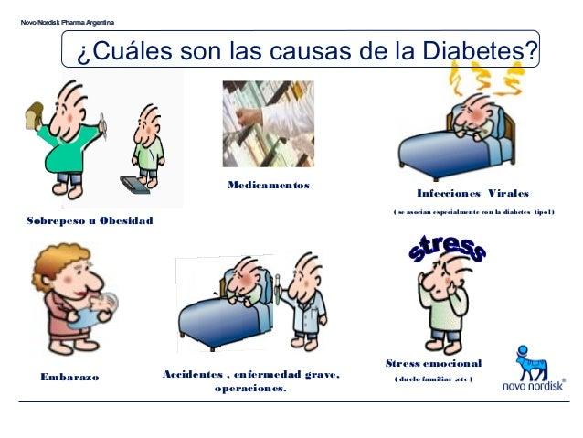 3 causas de la diabetes