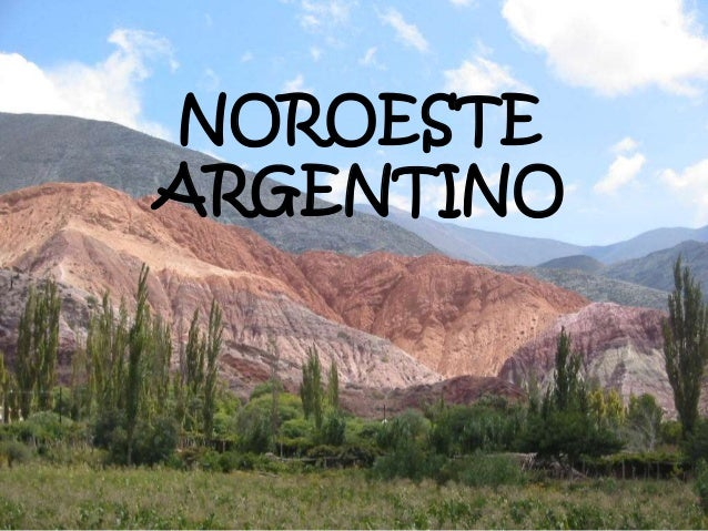NOROESTE  ARGENTINO