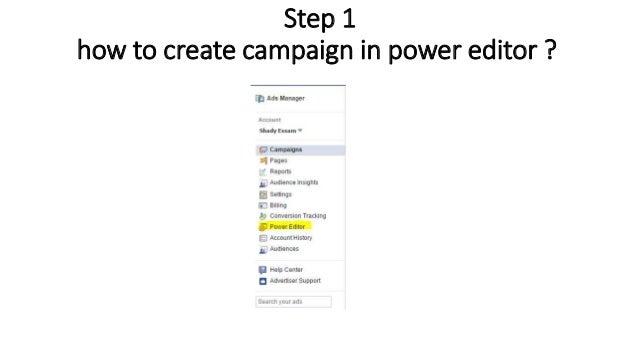 Power Editor بالعربي Slide 2