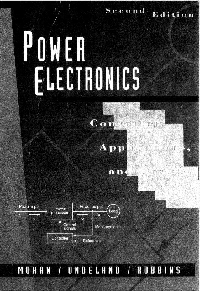 Pdf power mohan electronics ned