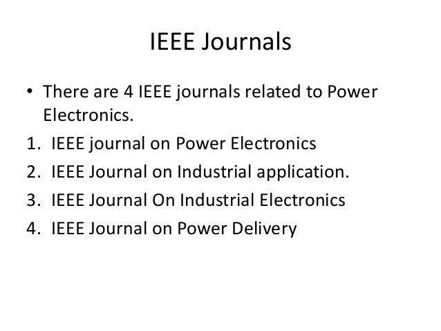 Power electronics(i)