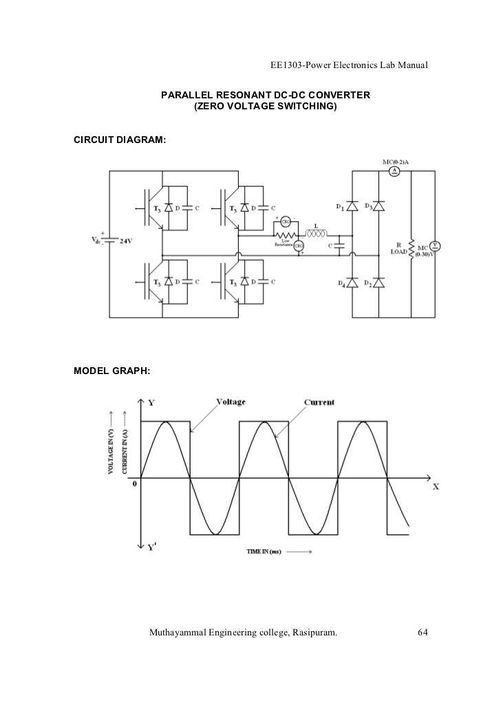 Newmark Power Converter Manual