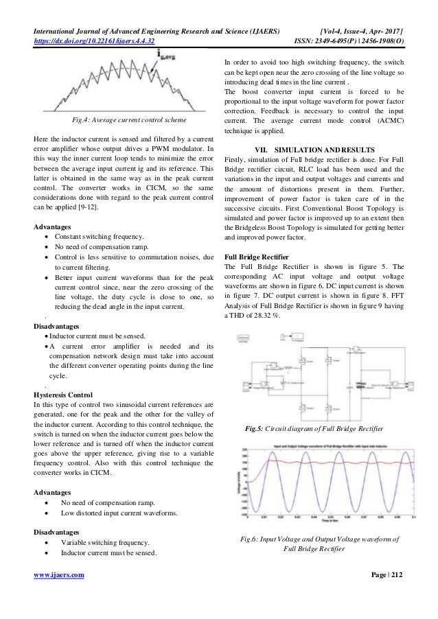 bridgeless power factor correction thesis