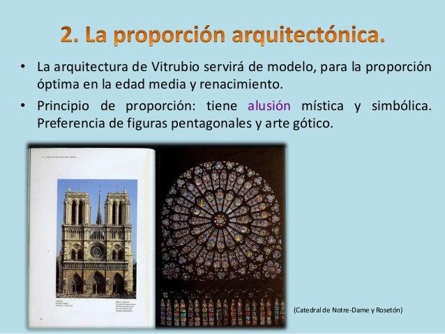 La belleza como proporci n y armon a for Que es arquitectura definicion