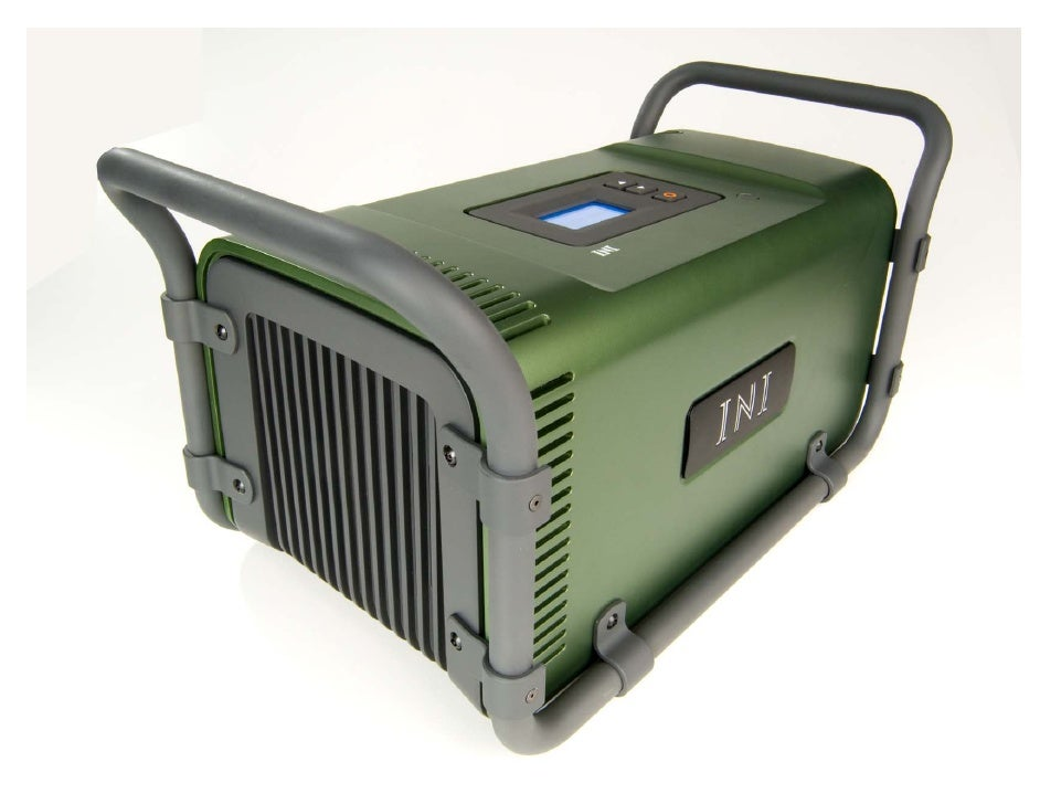 Portable Fuel Cell System