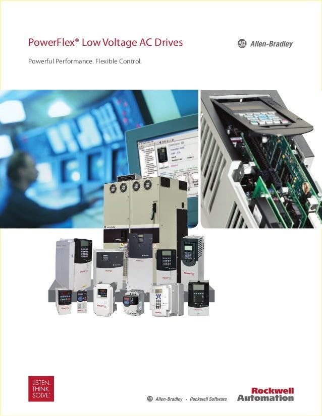 Ab Powerflex Wiring Diagram Ethernet Controlled on