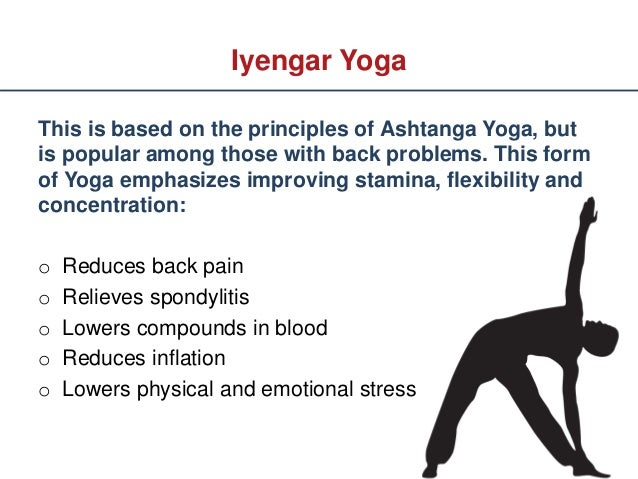 Increases Hemoglobin 8 Iyengar Yoga