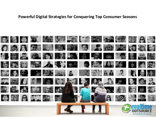 Powerful Digital Strategies for Conquering Top Consumer Seasons