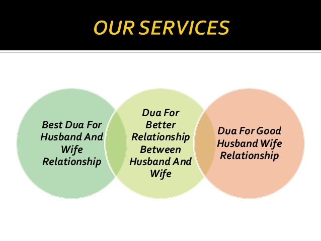 dua for good husband and wife relationship