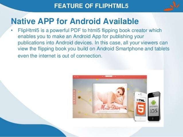 Powerful features flip html5 offered to make your
