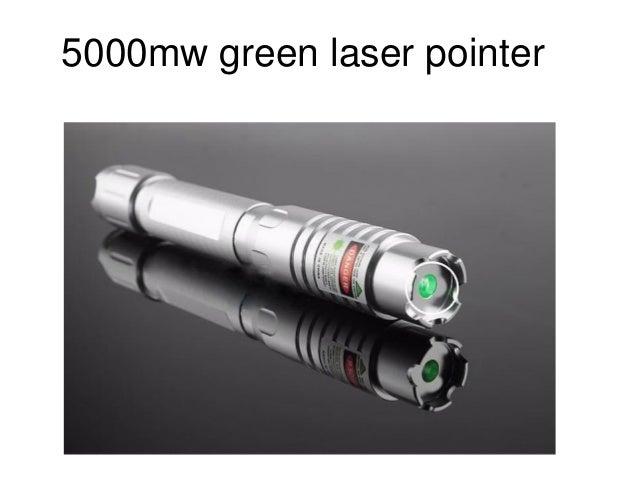 Powerful Green Laser Pointer 5000mw