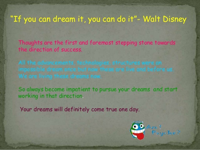 Powerful inspirational quotes & thoughts by Walt Disney