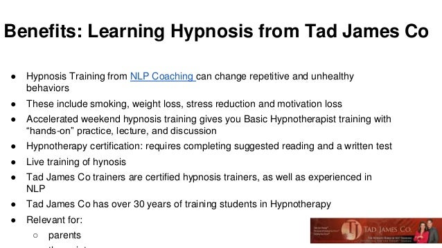 Powerful NLP Coaching and Hypnotherapy Training