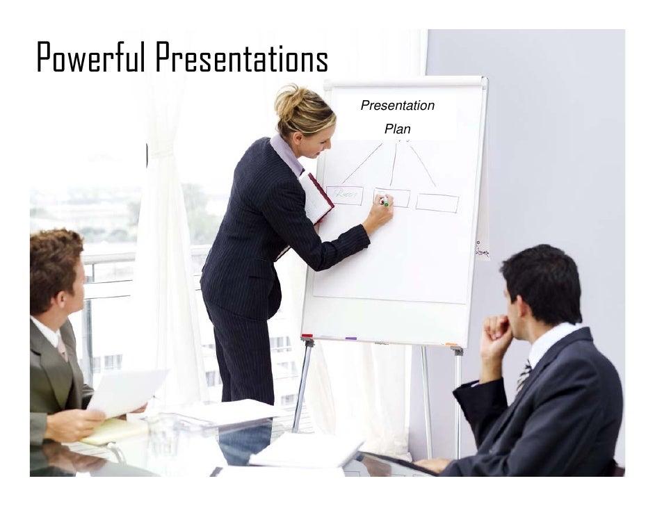 Powerful Presentations                                                  Presentation                                      ...