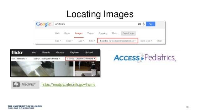 Locating Images 18 https://medpix.nlm.nih.gov/home