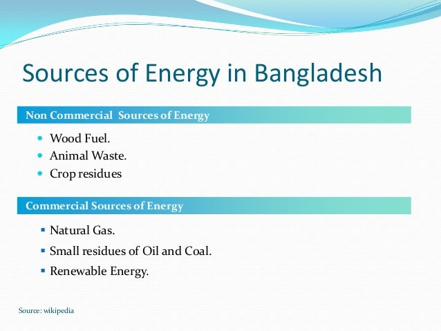 ir sources of power in bangladesh Present electricity scenario of bangladesh highlights: during fy2005-06 450mw aes meghnaghat combined cycle new power plant was commissioned in the private sector.
