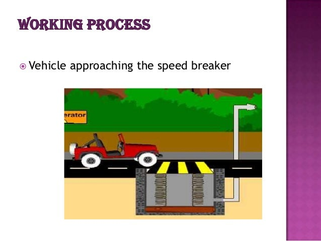 Electricity Generation From Speed Breaker Pdf