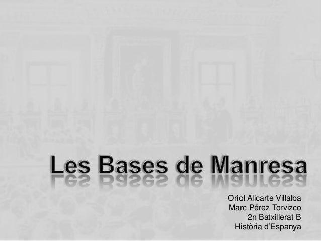 Oriol Alicarte VillalbaMarc Pérez Torvizco      2n Batxillerat B Història d'Espanya