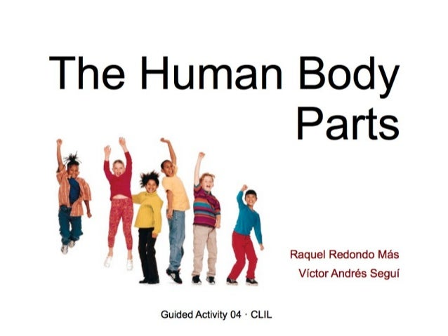 Power human body