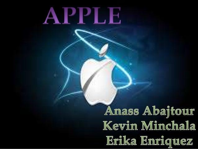         Que és Apple? Historia de Apple Ordenadores Móviles Reproductores de música Tabletas Software