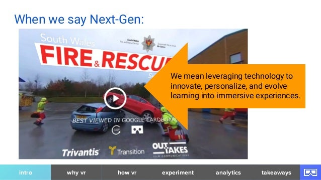 When we say Next-Gen: We mean leveraging technology to innovate, personalize, and evolve learning into immersive experienc...