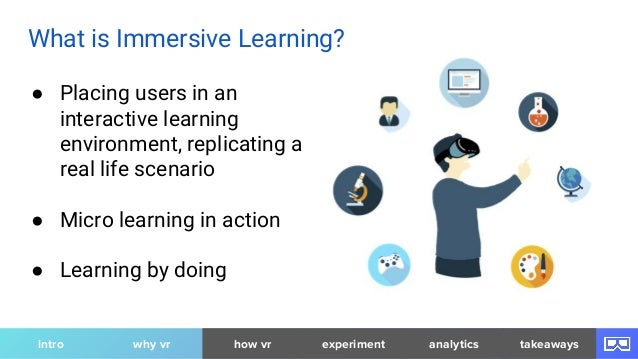 ● Placing users in an interactive learning environment, replicating a real life scenario ● Micro learning in action ● Lear...