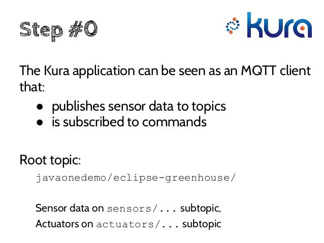 Powering your next IoT application with MQTT - JavaOne