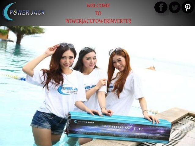 WELCOME TO POWERJACKPOWERINVERTER