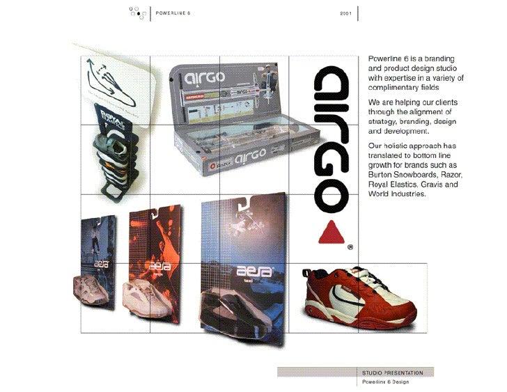 Powerline Branding Cases2001