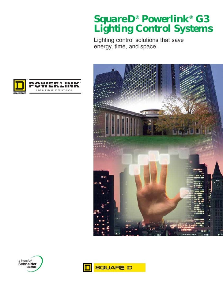 Powerlink® G3 Lighting Control Systems