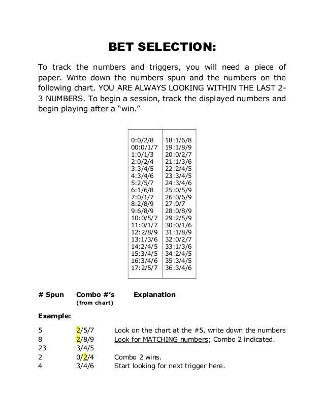 Roulette winner pro download