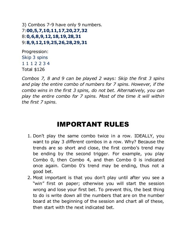 Poker rules checking the nuts