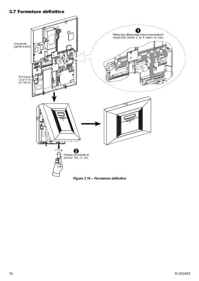 visonic powermax guide de programmation