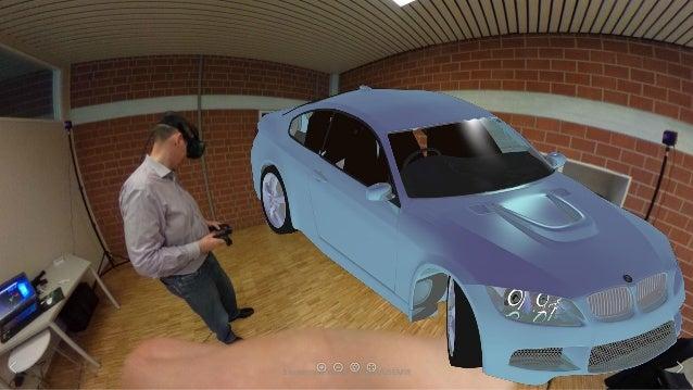 3 immersive Waves - VR/AR/USEMIR