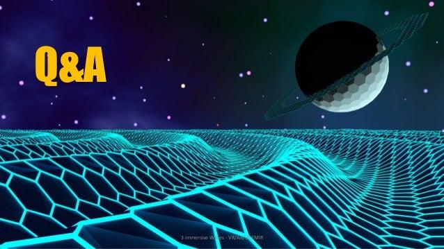 Q&A 3 immersive Waves - VR/AR/USEMIR