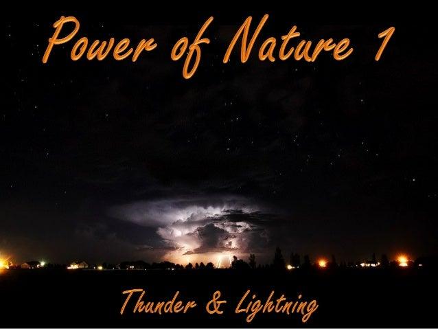 Power of nature.ik