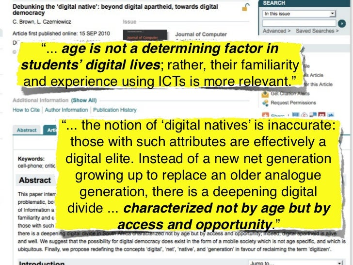 Power of Networks Slide 41