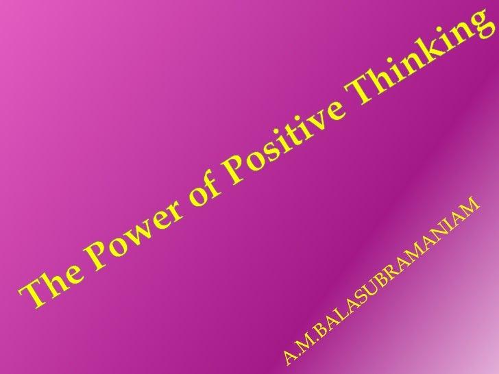 Positive Attitude For Unlimited Success Pdf