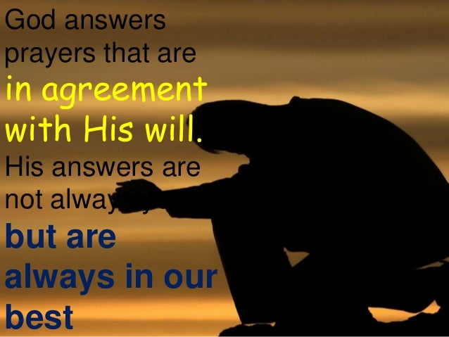 Power of prayerab 18 god answers prayers that are in agreement platinumwayz