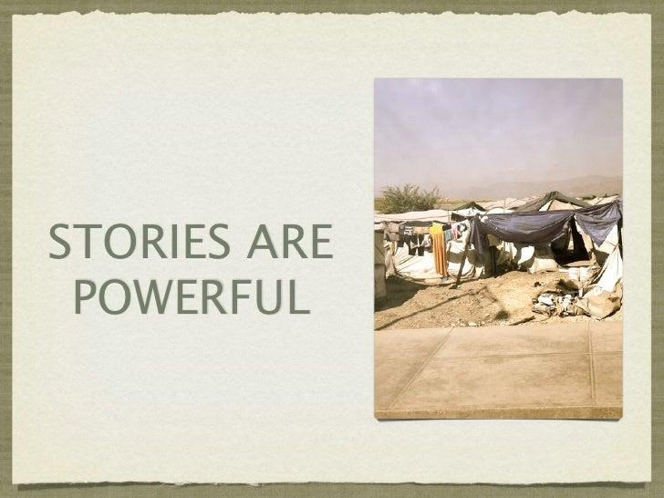 Power of Story Slide 2