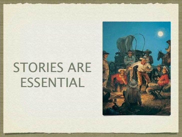 Power of Story Slide 3