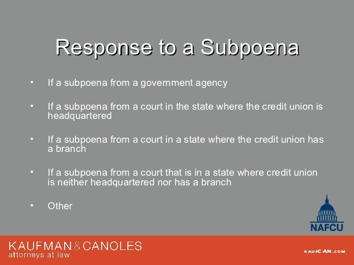 Powers of Attorney & Subpoenas, the Mistakes, Abuses & Potential Liab…