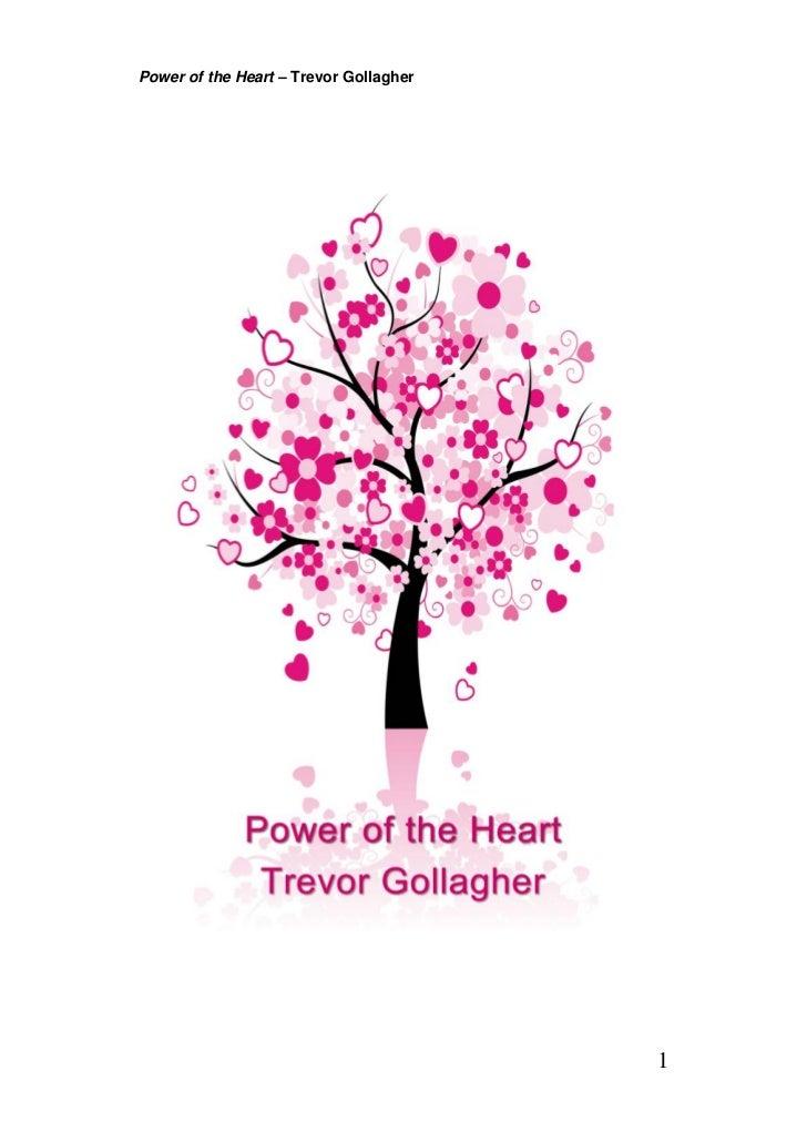 Power of the Heart – Trevor Gollagher                                        1