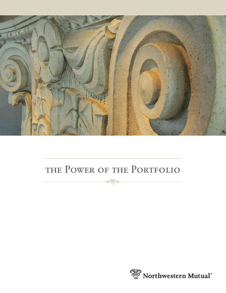 the Power of the Portfolio