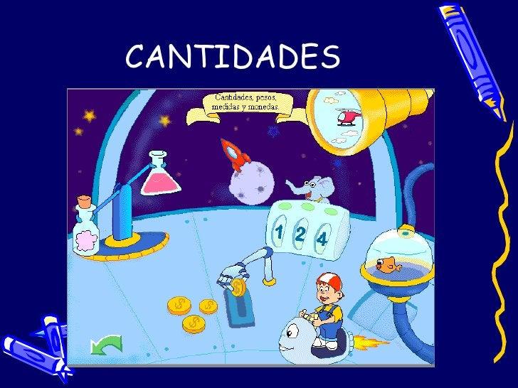 CANTIDADES