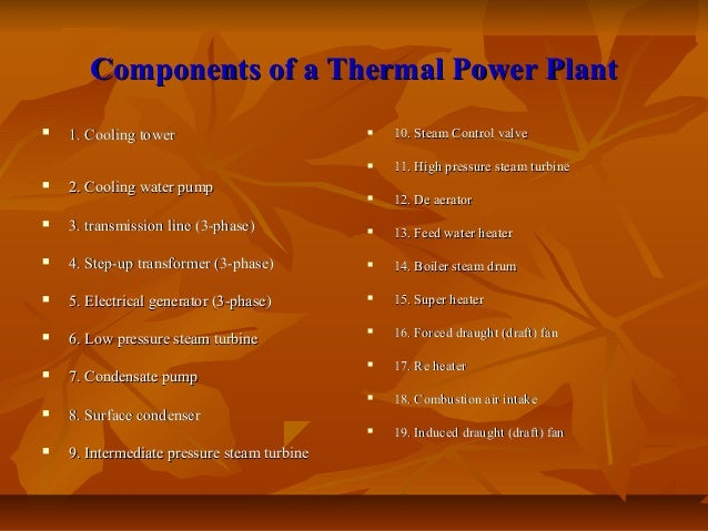 power plant  power station and types of power plant Combined Cycle Power Plant Diagram