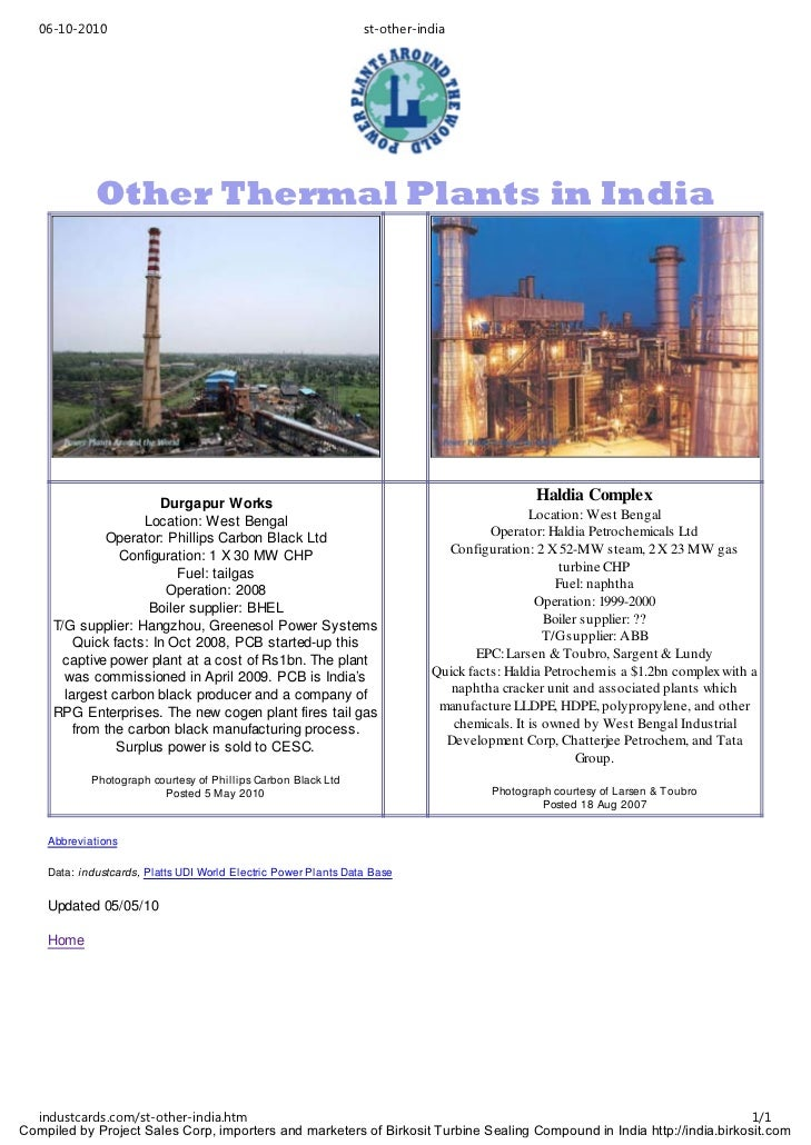 06-10-2010                                                    st-other-india             Other Thermal Plants in India    ...