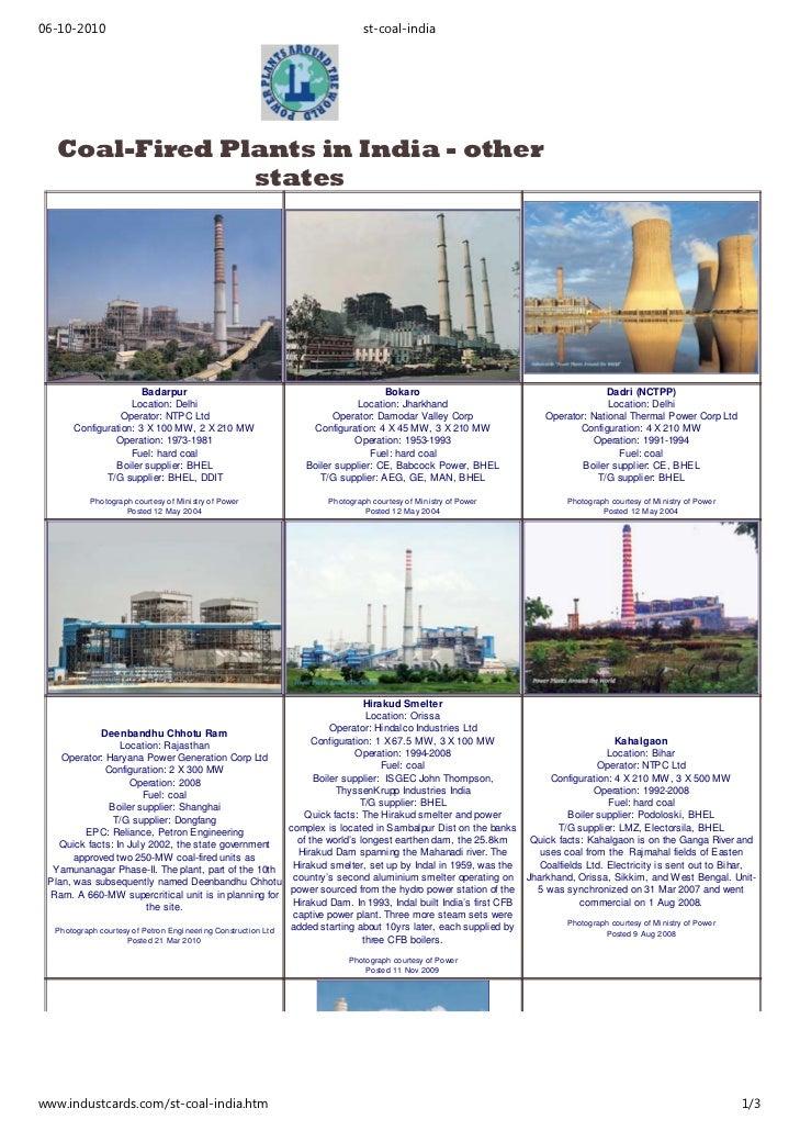 06-10-2010                                                                st-coal-india   Coal-Fired Plants in India - oth...
