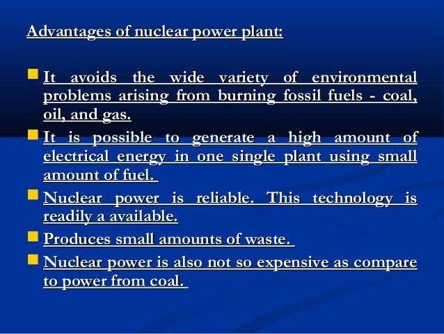 Essay: Nuclear Energy – Advantages and Disadvantages